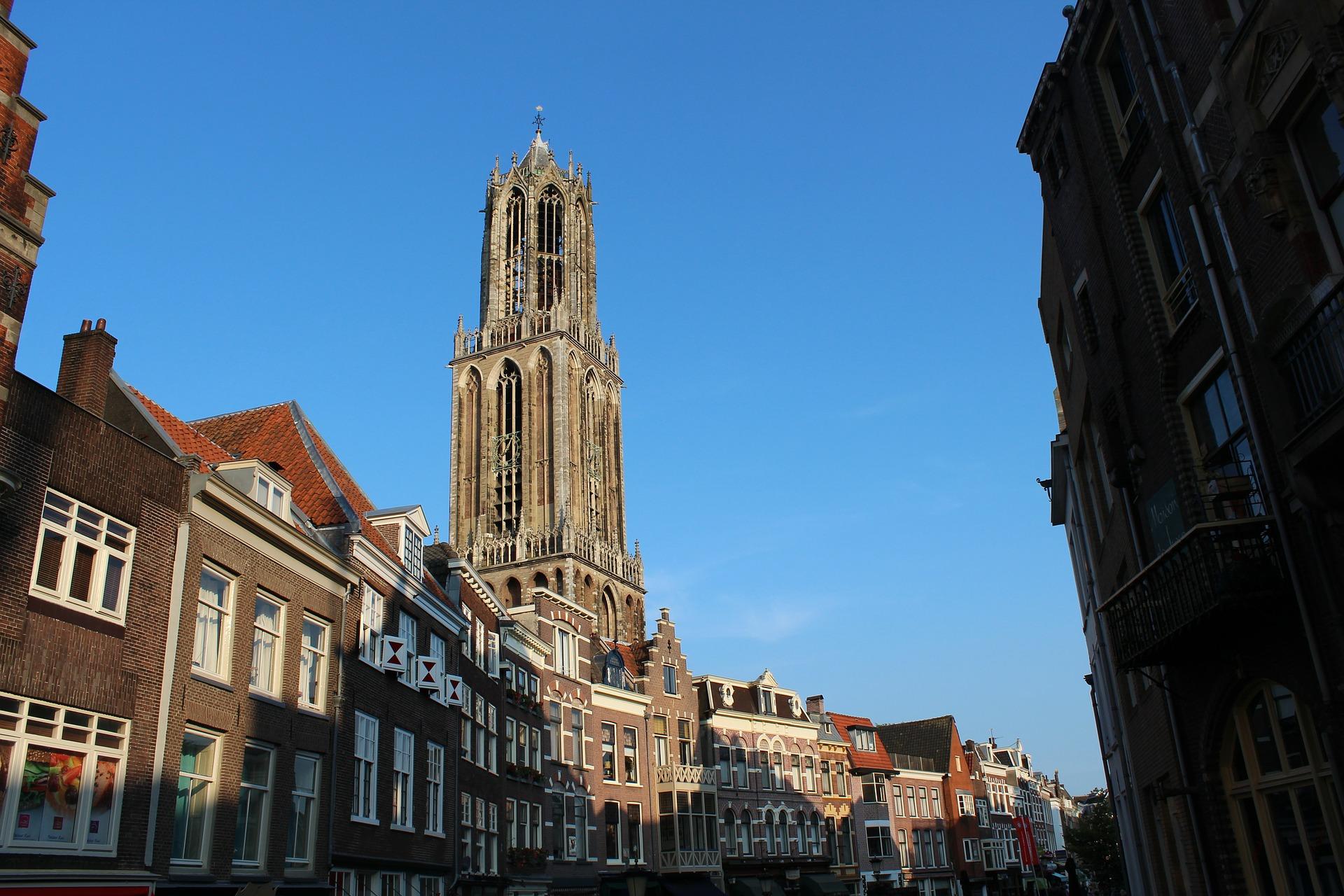 Utrecht de Domtoren